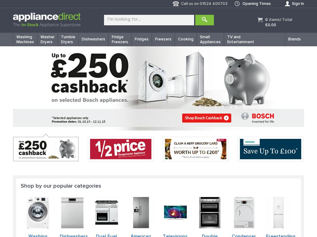 Appliance Direct Morecambe