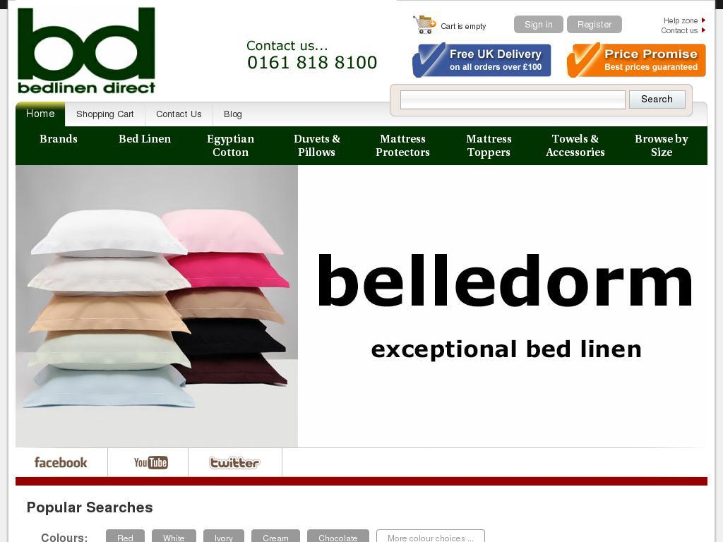 Bedlinen Direct Ltd