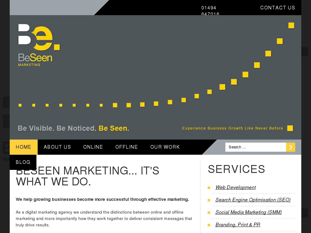BeSeen Marketing Ltd