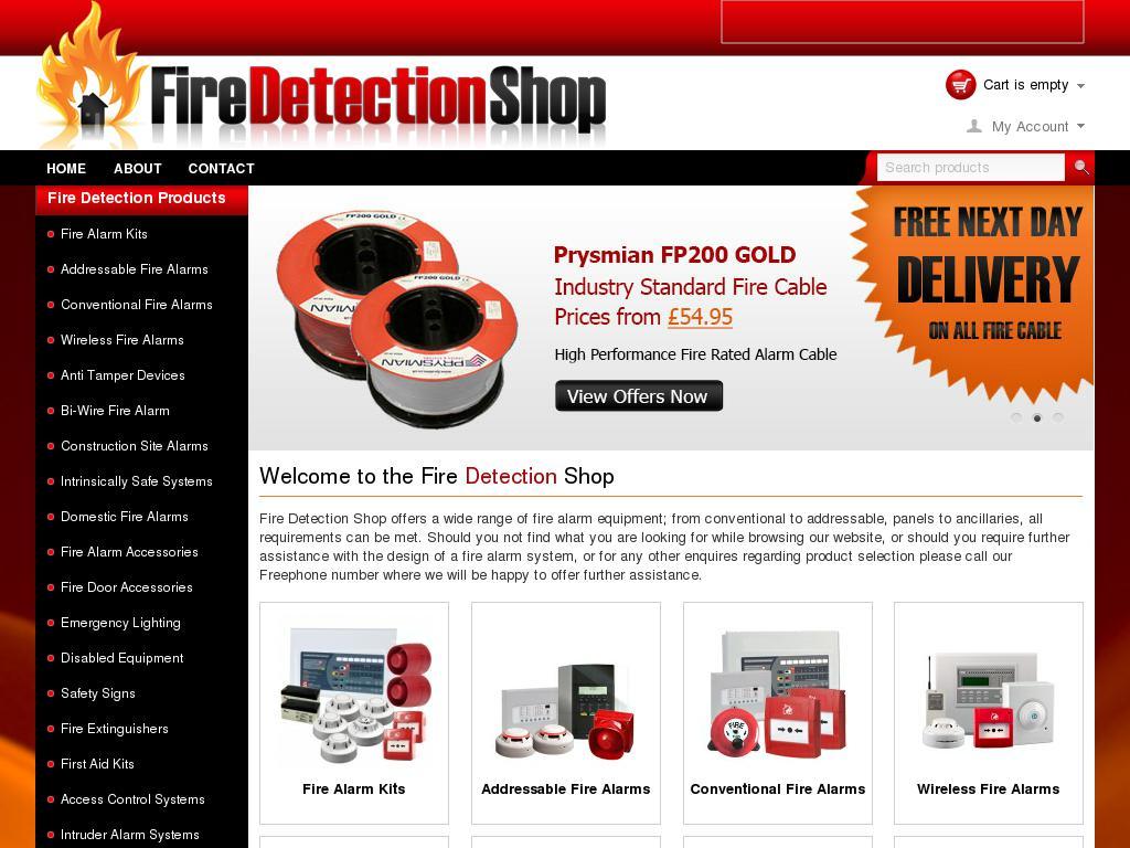 Fire Detection Shop