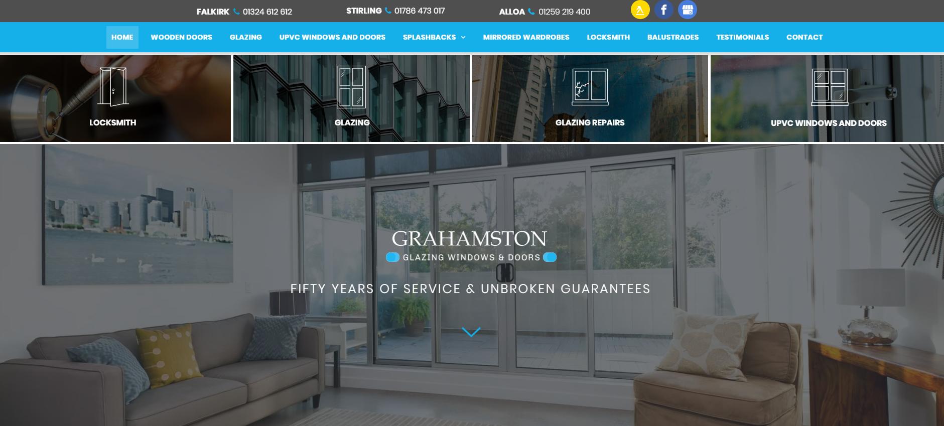 Grahamston Glazing Co Ltd