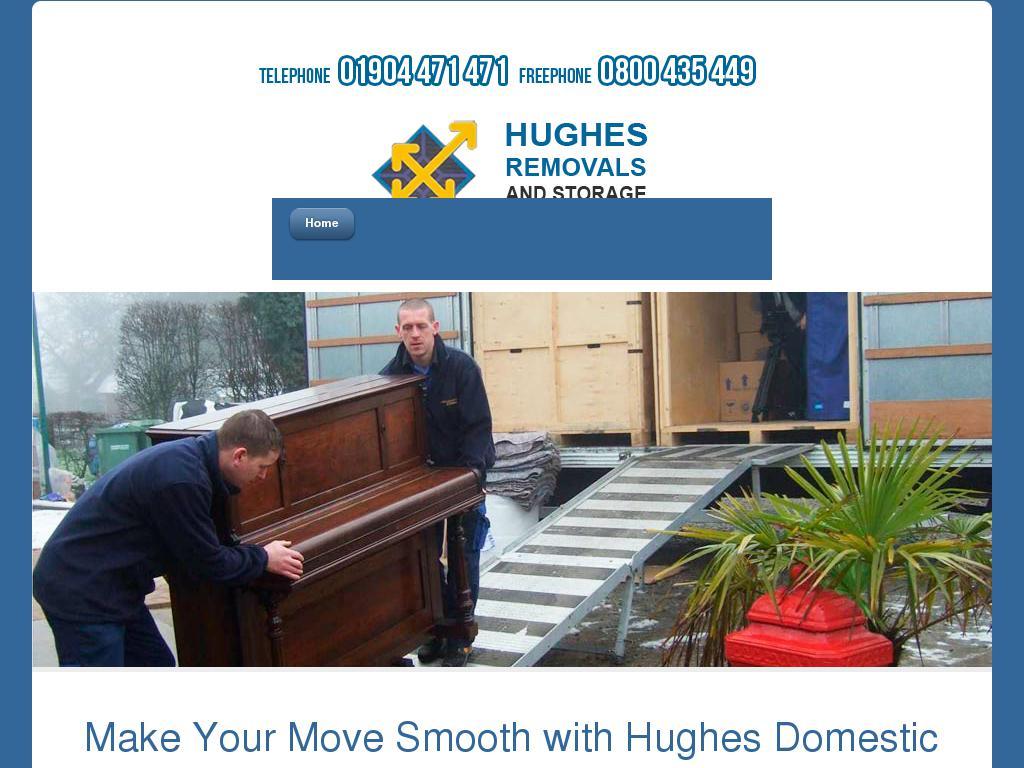 Hughes Removals & Storage