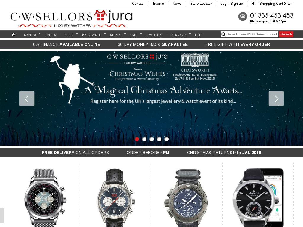 CW Sellors - Jura