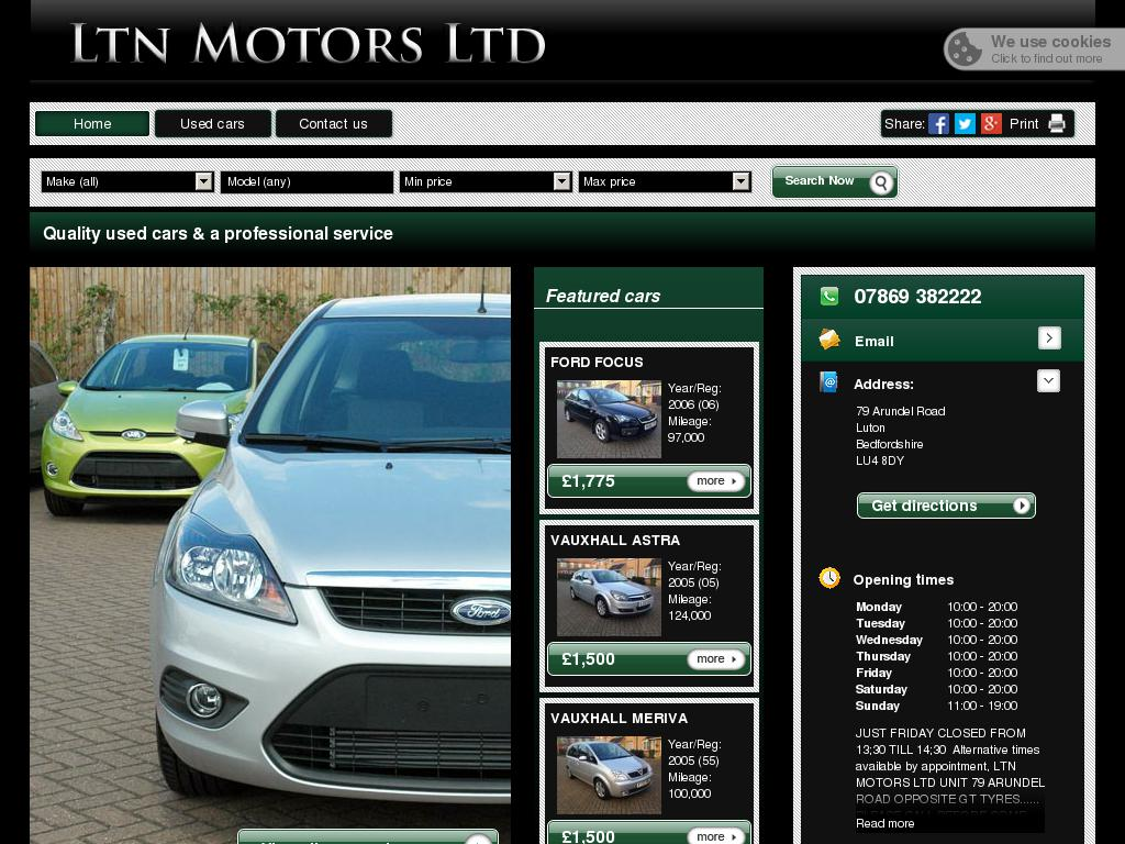 LTN Motors