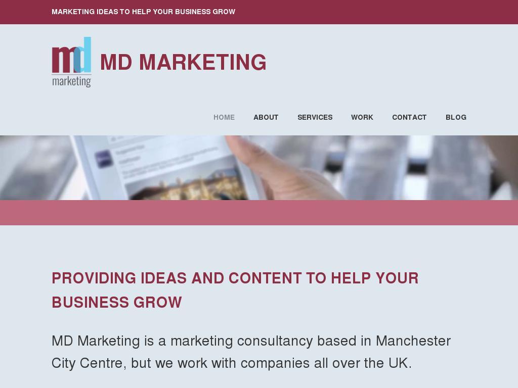 MD Marketing