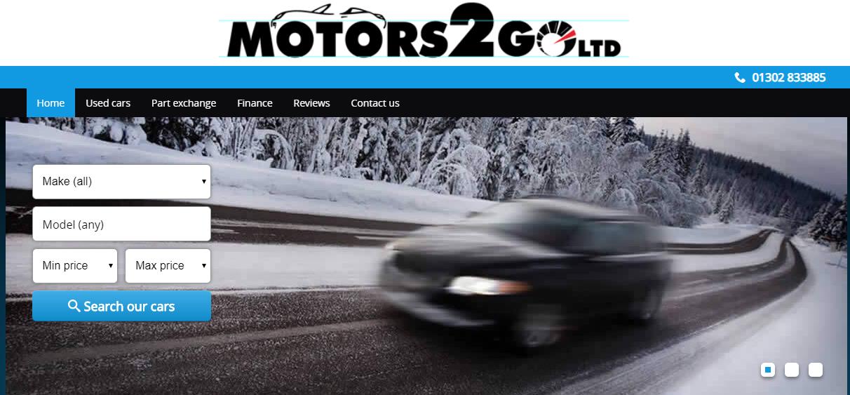 Motors 2 Go Ltd