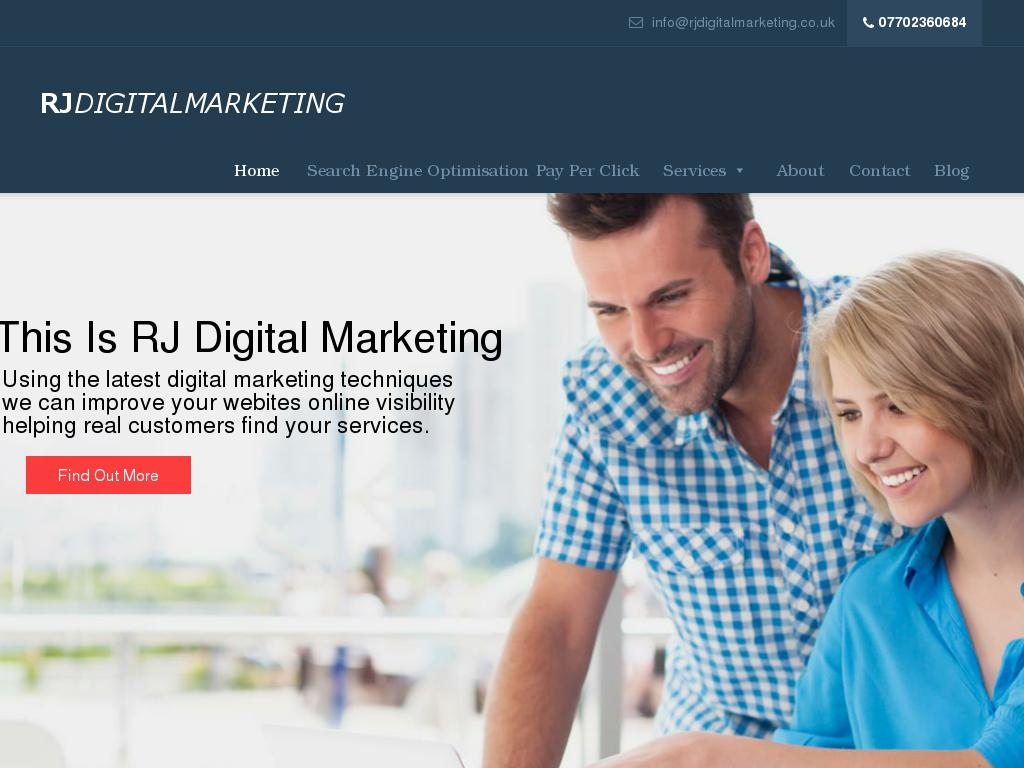 RJ Digital Marketing