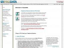 121prodata Ltd