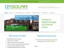 121 Solar Ltd