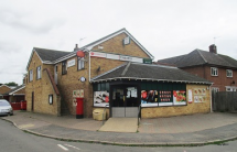 Cawston post office