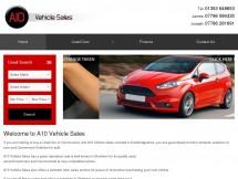 A10 Vehicle Sales