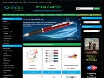 Aardvark Promotions Ltd