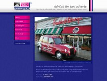 Ad Cab Taxi Advertising