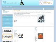 Adam's Mobility Services Ltd