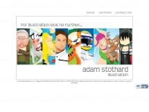 Adam Stothard Illustration
