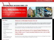 Affordable Access Hire Ltd