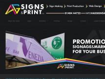 AG Signs & Print Ltd
