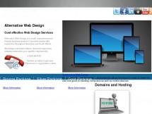 Alternative Web Design