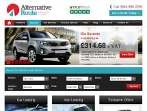 Alternative Route Finance