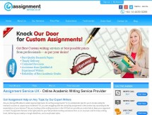 Assignment Service UK