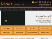 Bakers Personal Injury Solicitors