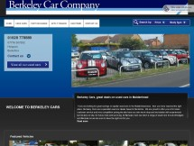 Berkeley Cars sales and service