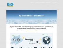 Big Translations Ltd