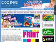 Boosters Ltd