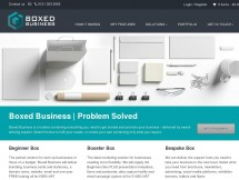 Boxed Business