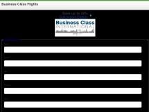 Business Class International