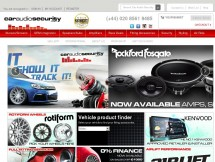 Car Audio & Security