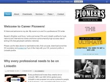 Career Pioneers: CV Writing Service