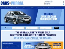 Cars of Wirral