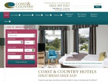 Coast & Country Hotels