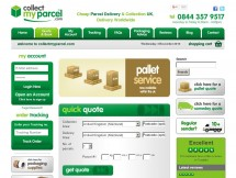 collectmyparcel.com