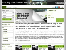 Cradley Heath Motor Company