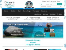 Divers Warehouse
