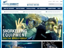 Denney Diving - Diving Direct