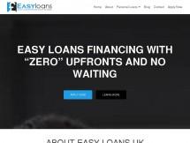 Easy loans UK