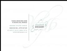 Elizabeth Gregory - Copy Creative