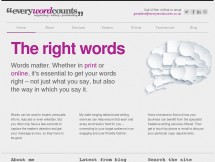 Every Word Counts Ltd