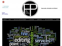Fine Point Editing Services