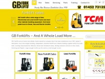 GB Forklifts Gloucestershire
