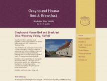 Greyhound House Bed and Breakfast