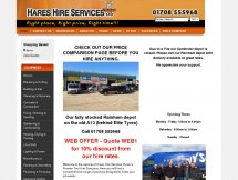 Hares Hire Services