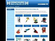 HORNCHURCH HIRE & SALES