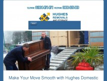 Hughes Removals & Storage