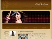 Kim Henderson- Kent Mobile hairdresser