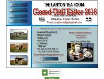 Lanyon Tea Room