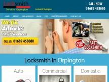 Locksmith Orpington